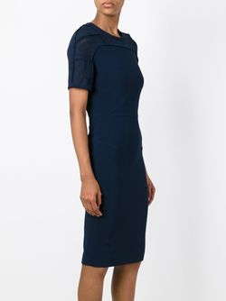 Seymore Dress Roland Mouret                                                                                                              синий цвет