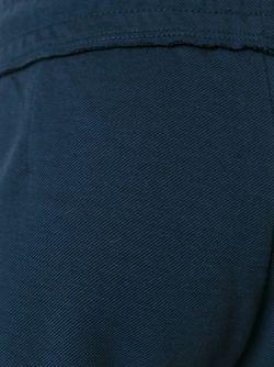 Track Shorts Diesel                                                                                                              синий цвет