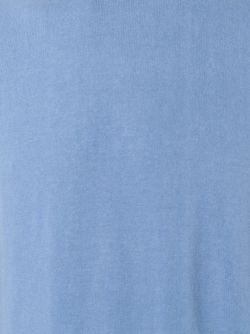 Классический Джемпер Fay                                                                                                              синий цвет