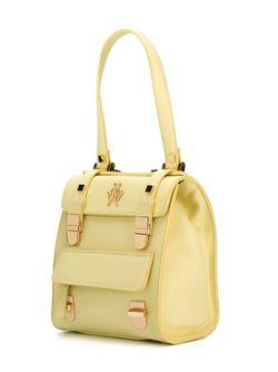 Logo Backpack GIANCARLO PETRIGLIA                                                                                                              желтый цвет