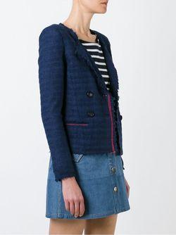 Жакет Flenn Isabel Marant Étoile                                                                                                              синий цвет