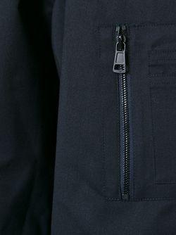 Oversized Bomber Coat JUUN.J                                                                                                              синий цвет