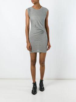 Jersey Mini Dress Iro                                                                                                              серый цвет