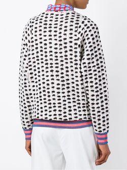 Dotted Sweatshirt Stella Mccartney                                                                                                              розовый цвет