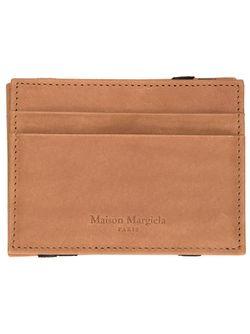 Folded Cardholder Maison Margiela                                                                                                              Nude & Neutrals цвет