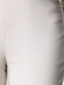 Брюки Кроя Слим Twin-set                                                                                                              Nude & Neutrals цвет