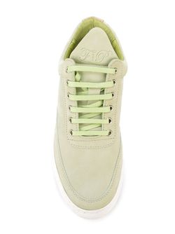 Low Top Sneakers Filling Pieces                                                                                                              зелёный цвет