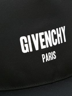 Кепка Paris Givenchy                                                                                                              черный цвет