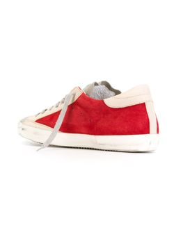 Colour Block Sneakers Philippe Model                                                                                                              красный цвет