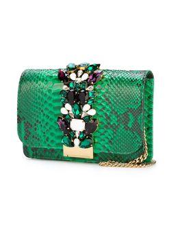 Jungle Cross Body Bag Gedebe                                                                                                              зелёный цвет