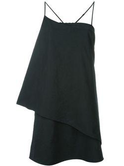 Асимметричное Платье Chalayan                                                                                                              черный цвет