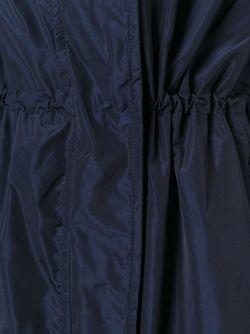 Oversized Padded Parka Moncler                                                                                                              синий цвет