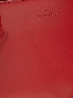 Большая Сумка-Тоут DESA                                                                                                              красный цвет