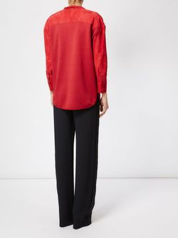 Shirt Maison Ullens                                                                                                              красный цвет