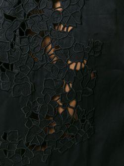 Плиссированная Юбка Daniele Carlotta                                                                                                              черный цвет