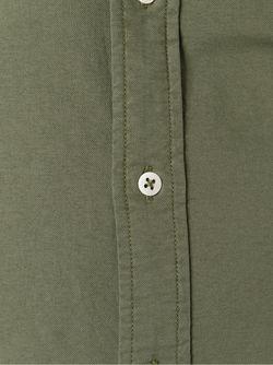 Рубашка Rhys Gdo Denham                                                                                                              зелёный цвет