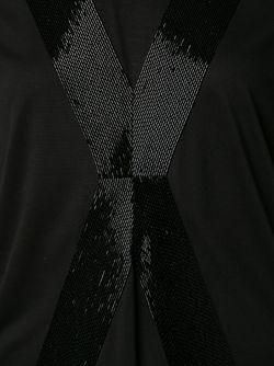 Топ С Отделкой Из Бусин Vera Wang                                                                                                              чёрный цвет