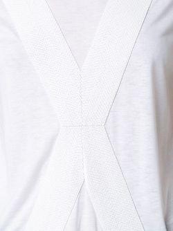 Топ С Отделкой Из Бусин Vera Wang                                                                                                              белый цвет