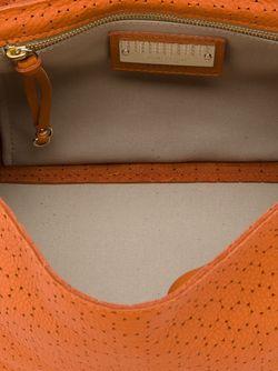 Perforated Tote Bag ZANELLATO                                                                                                              желтый цвет
