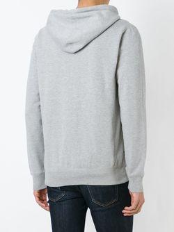 Euclid Zip Hoodie Obey                                                                                                              серый цвет