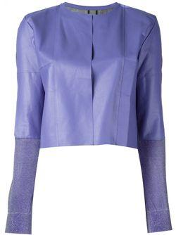 Jersey Back Jacket Aviù                                                                                                              розовый цвет