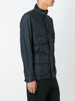 International Jacket Barbour                                                                                                              чёрный цвет