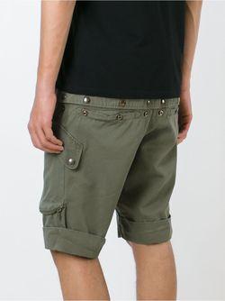 Military Shorts Faith Connexion                                                                                                              зелёный цвет