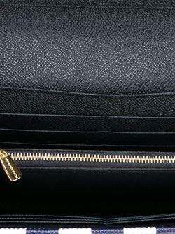 Mini Von Wallet Cross Body Bag Dolce & Gabbana                                                                                                              синий цвет