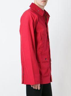 Куртка Washed Bedale Barbour                                                                                                              красный цвет