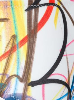 Scribble Print Bikini Jeremy Scott                                                                                                              многоцветный цвет