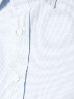 Рубашка С Принтом Etro                                                                                                              синий цвет