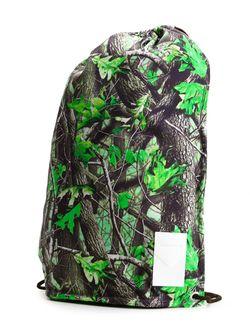 Forest Print Backpack PHENOMENON                                                                                                              коричневый цвет