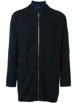 Zipper Cardigan SYSTEM                                                                                                              черный цвет