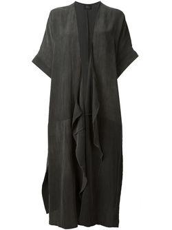 Пальто-Кимоно Lost & Found Ria Dunn                                                                                                              серый цвет