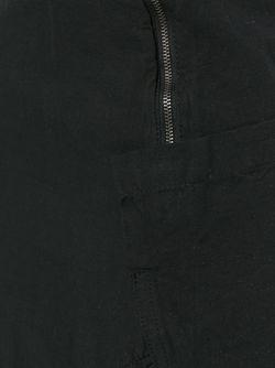 Cropped Sarouel Trousers ANDREA YA'AQOV                                                                                                              черный цвет
