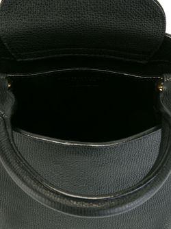 Bucket Backpack Burberry Prorsum                                                                                                              черный цвет