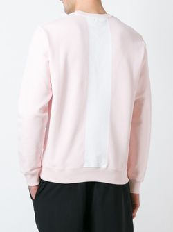 Logo Print Sweatshirt MSGM                                                                                                              розовый цвет