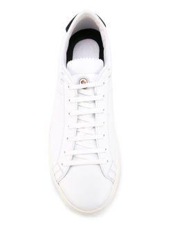 Кроссовки Monaco Moncler                                                                                                              белый цвет