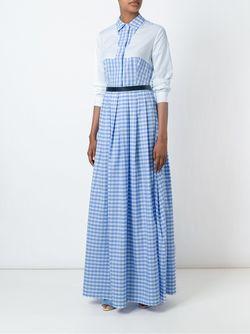 Платье Akira Vivetta                                                                                                              синий цвет