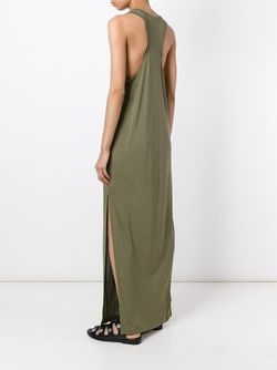 Racerback Tank Dress T By Alexander Wang                                                                                                              зелёный цвет