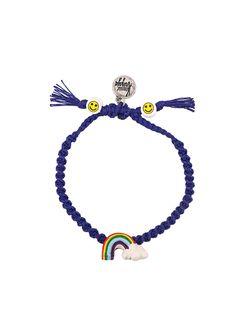 Браслет Over The Rainbow Venessa Arizaga                                                                                                              синий цвет