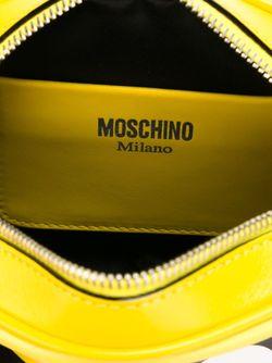 Powerpuff Girls Crossbody Bag Moschino                                                                                                              желтый цвет