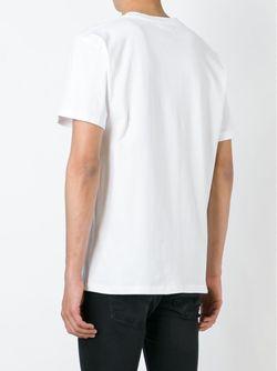 X T-Shirt 424 Fairfax                                                                                                              белый цвет