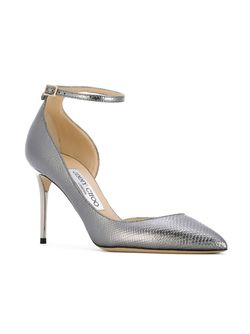 Lucy 85 Pumps Jimmy Choo                                                                                                              серебристый цвет