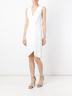 Платье С Застежкой На Пуговицы Giorgio Armani                                                                                                              Nude & Neutrals цвет