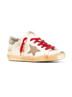 Кеды Super Star Golden Goose                                                                                                              белый цвет