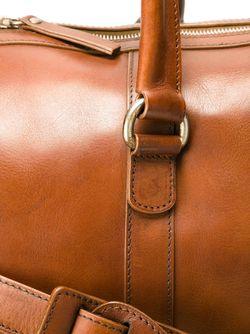 Средняя Дорожная Сумка Maison Margiela                                                                                                              коричневый цвет