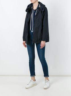 Standing Collar Jacket Aspesi                                                                                                              синий цвет