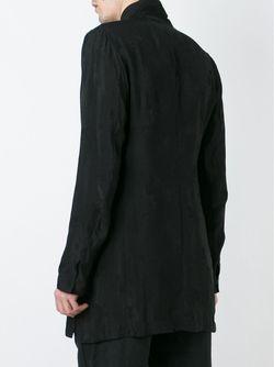 Kimono Long Giacomo Jacket UMA WANG                                                                                                              чёрный цвет