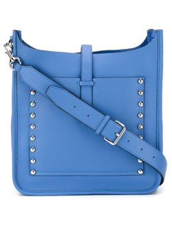 Large Shoulder Bag Rebecca Minkoff                                                                                                              синий цвет